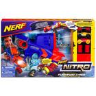Nerf Nitro: Flashfury Chaos - set de lansare de maşini