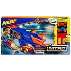 Nerf Nitro: Longshot Smash - set de lansare de maşini