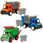 Wader: maşină de gunoi uriaş - 60 cm, diferite culori