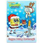 SpongyaBob: Nagyon Boldog Karácsonyt! foglalkoztató