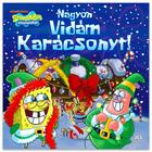 SpongyaBob: Nagyon Vidám Karácsonyt! mesekönyv