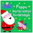 Peppa Malac: Peppa karácsonyi kívánsága mesekönyv