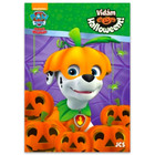 Mancs őrjárat: Vidám Halloweent! foglalkoztató