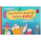 Cred că toata lumea ar trebui sa fie Grickles - carte de poveşti în lb. maghiară