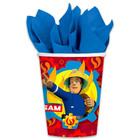 Sam a tűzoltó: 8 darabos papírpohár