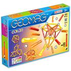 Geomag Color: Set de 64 piese colorate