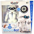 Silverlit: MacroBot - fehér - CSOMAGOLÁSSÉRÜLT