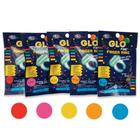 Inel de petrecere fosforescent - diferite culori