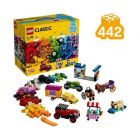 LEGO Classic: Kockák és kerekek 10715