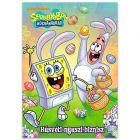 SpongyaBob Kockanadrág: Húsvéti nyuszi-biznisz foglalkoztató könyv