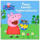 Peppa Malac: Peppa húsvéti tojásvadászata mesekönyv