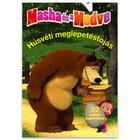 Mása és a Medve: Húsvéti meglepetéstojás foglalkoztató könyv