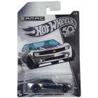 Hot Wheels 50th Anniversary Zamac: Maşinuţă Chevy Camaro Concept