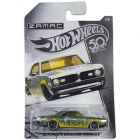Hot Wheels ZAMAC 50. Szülinap: 68 Plymouth Barracuda Formula S kisautó