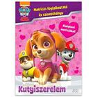 Paw Patrol: Dragostea de câine - educativ cu abţibilduri în lb. maghiară