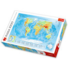Trefl: világtérkép 1000 darabos puzzle