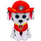 TY Beanie Babies: Paw Patrol figurină Marshall de pluş - 15 cm