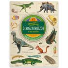 Colecție de atracții: Dinozauri şi animale preistorice - carte educativă în lb. maghiară