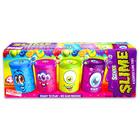 Scentos: Slime cu parfum - 4 cutiuţe