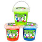 Slime: Trutyimóka -  vödrös 750 g, több színben