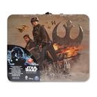 Star Wars: Zsivány egyes dupla puzzle kis fém kofferban