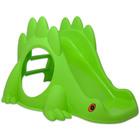 Dínós csúszda - zöld