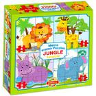 Jungla puzzle 4-în-1