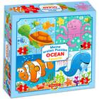 Ocean puzzle 4-în-1