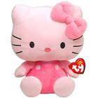 TY Beanie Babies: Hello Kitty plüssfigura - 15 cm