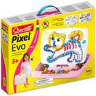 Quercetti: Pixel Evo pötyi tárolódobozban - cicás, 300 db-os