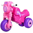 Műanyag Cross kismotor - pink