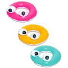 Bestway: vicces szemek úszógumi - 61 cm, több színben