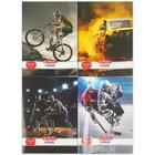 X.book: caiet maculator cu model sport - A5, 20-32, diferite