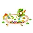Tooky Toys: Dínós fa vonat szett