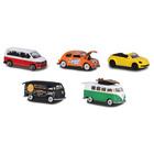 Majorette: Volkswagen 5 darabos kisautó szett