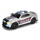 Dickie: Street Force rendőrautó, 33 cm, fénnyel, hanggal, mozgó