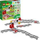 LEGO DUPLO: Șine de cale ferată 10882