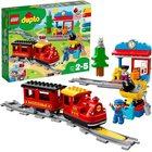 LEGO DUPLO: Tren cu aburi 10874