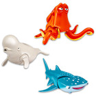 În căutarea lui Dory: figurine de acţiune - diferite