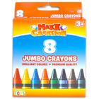 Maxx Creation: pastele jumbo - 8 buc.