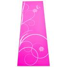 Spartan: Saltea yoga - roz, 170 x 60 cm