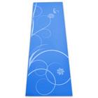 Spartan: jóga matrac - kék, 170 x 60 cm