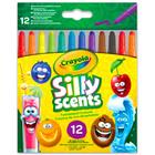 Crayola: illatos zsírkréta 12 darabos készlet