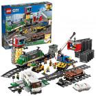 LEGO City: Tehervonat 60198