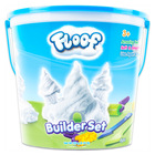Floof! Hópehely gyurma: vödrös formázó készlet - 150g