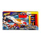 Nerf Nitro Doubleclutch: Lansator maşinuţe Inferno