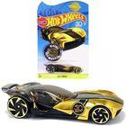 Hot Wheels Special Edition: Mașinuță Sky Dome cu insignă