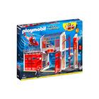 Playmobil: Tűzoltóság helikopterrel - 9462