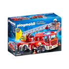 Playmobil: Tűzoltóautó emelőkosárral - 9463