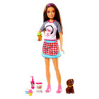 Barbie Sisters: Păpuşa Skipper cu căţeluş